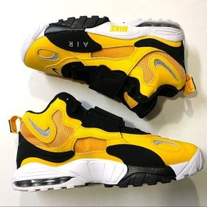"Mens Nike Air Max Speed Turf ""Steelers"" size 10.5"